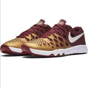 Nike Florida State FSU Seminoles Sneakers 11